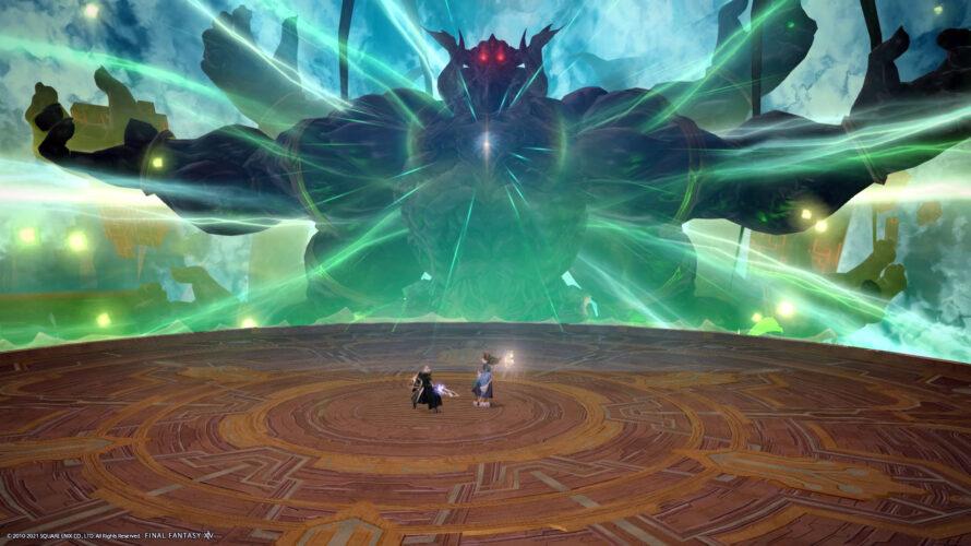 【FF14】2人で挑戦!極魔神セフィロト討滅戦#2