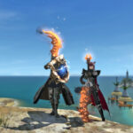 Burning! Ifrits's Weapons [Tank]