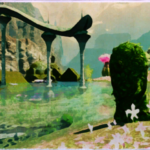 サブクエスト「ある絵師の行方」の場所