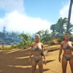 【co-op】恐竜がいる島でサバイバル生活始めました【ARK:Survival Evolved #1】